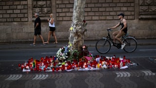 Einer der Täter von Barcelona war 2016 in Zürich. Lesen Sie hier mehr dazu.