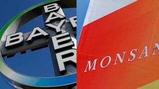 Chemie-Riese Bayer kauft Monsanto für 66 Milliarden Dollar