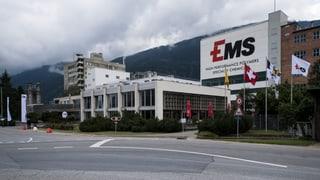 Ems-Chemie cuntinuescha cun svilup positiv