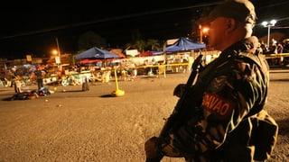 Anschlag auf den Philippinen: «Zustand der Gesetzlosigkeit»