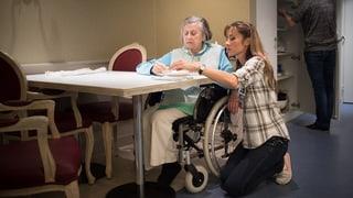 Lebensqualität für demenzkranke Heimbewohner