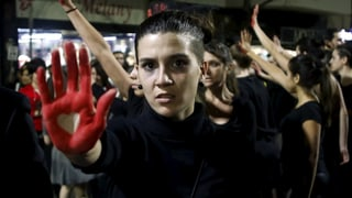 Frauenmorde in Argentinien an der Tagesordnung