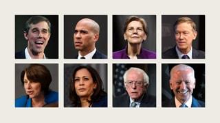 Die demokratischen Kandidaten im Überblick