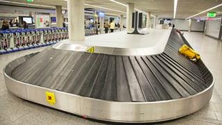 Ratsame Vorkehrungen bei Gepäck-Verlust