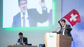 SVP wehrt sich gegen die Kohäsions-Milliarde