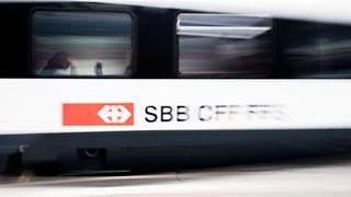 Intgins trens van puspè tranter Turitg e Berna