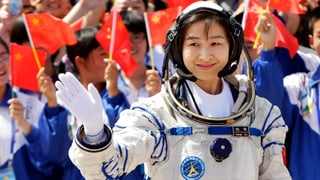 Chinesen im Weltall – Vorbereitungen für eigene Raumstation