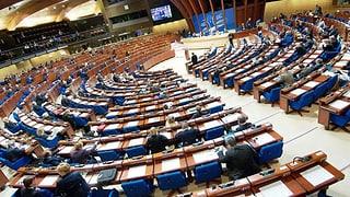 «Der Europarat riskiert seine Glaubwürdigkeit»