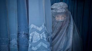 Mehrheit der Schweizer für Burka-Verbot
