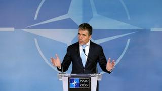Nato-Chef warnt: Russland bedroht die Sicherheit Europas
