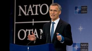 Nato übt den Spagat