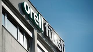 Orell Füssli erzielt 40 Prozent weniger Gewinn