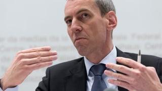 Finma-Chef Patrick Raaflaub tritt zurück