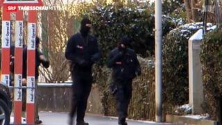 Polizei setzte «Heiler» mit Taser ausser Gefecht