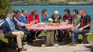 Video «Potzmusig Sommerplausch: «Bündnerland»» abspielen
