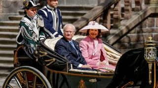 70 Jahre Carl Gustaf: Ein König im Party-Marathon