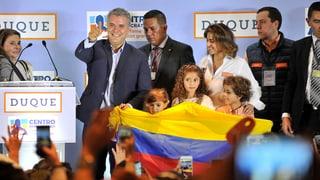 Rechte Partei von Ex-Präsident Uribe wird stärkste Kraft