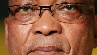 ANC fordert Präsident Zuma zum Rücktritt auf