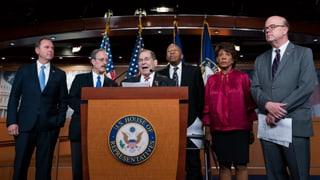 Justizausschuss kann gegen Trumps Regierung vor Gericht ziehen
