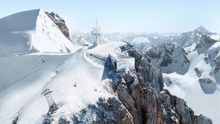 Herzog & de Meuron bauen auf Titlis 100-Millionen-Franken-Projekt