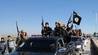 «Der IS ist wie ein Ballon»