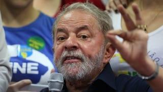 Muss Ex-Präsident Lula da Silva hinter Gitter?