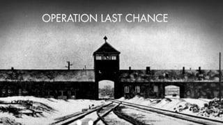 Wo sind die letzten Holocaust-Verbrecher?