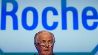 Roche-Präsident Humer hört auf