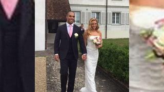 Jennifer Ann Gerber hat geheiratet