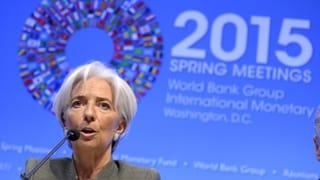 IWF-Chefin Lagarde dämpft Griechenlands Hoffnungen