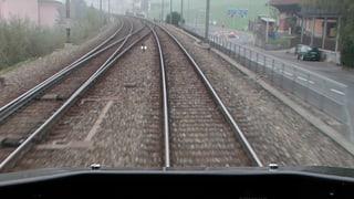 SBB will weniger Suizide auf Bahngleisen
