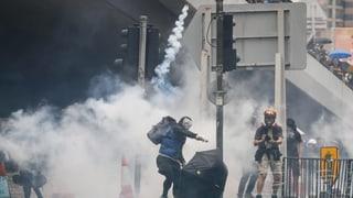 «Genügend Beweise, dass die USA hinter den Protesten stecken»