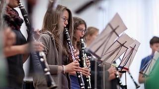Stimmvolk entscheidet über Kürzungen an Luzerner Musikschulen