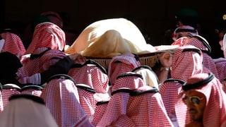 Staaten würdigen saudischen König