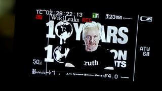Assange kündigt neue Enthüllungen vor Jahresende an