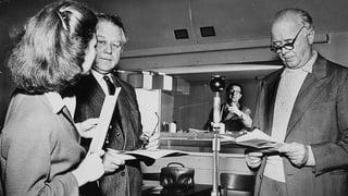 Hörspiel-Klassiker Perlen aus dem Radioarchiv