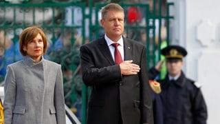 «Die Rumänen haben von Korruption die Nase voll»