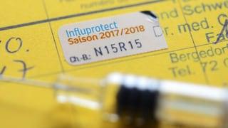 Grippeimpfung – nicht alle Impfstoffe wirken dieses Jahr