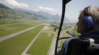 Flugplatz Buochs: Jetzt sind Korporationen am Zug
