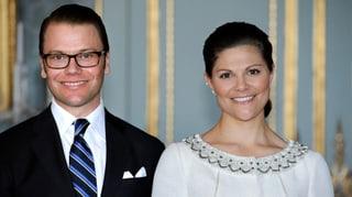Schweden-Hochzeit: 1100 Gäste aus Adel und Prominenz