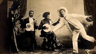 Ein Musik-Archäologe hat Geschichten schwarzer Musik ausgegraben