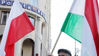Schulterschluss zwischen Ungarn und Polen schafft EU Probleme