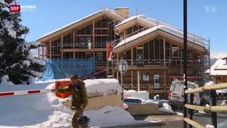 Bauaffäre Verbier: Noch mehr illegale Bauprojekte gefunden