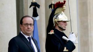 Kommt es zum französischen «Patriot Act»?
