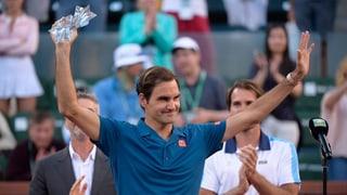 Die St. Jakobshalle soll künftig Roger-Federer-Arena heissen