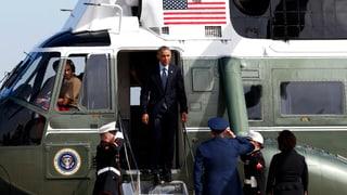 Obama: «Kampf gegen Terrormiliz IS läuft nach Plan»