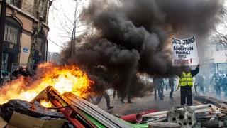 Frankreich beschneidet Demonstrationsfreiheit