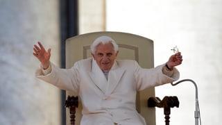 Emotionaler Abschied von Benedikt XVI.