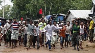 Vertreibung der Rohingya aus Burma war Völkermord