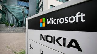 Nur Nokia trübt Microsoft-Bilanz